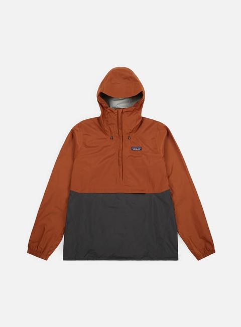 Outlet e Saldi Giacche Leggere Patagonia Torrentshell Pullover Jacket