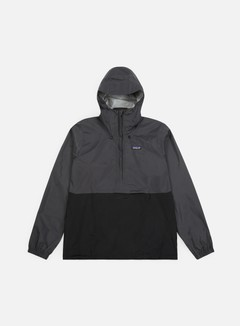 Patagonia - Torrentshell Pullover Jacket, Forge Grey