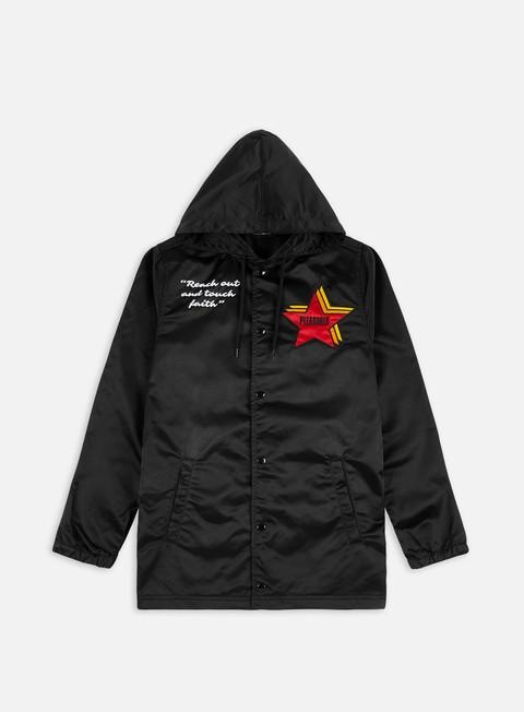 Light jackets Pleasures Berlin Satin Coaches Jacket