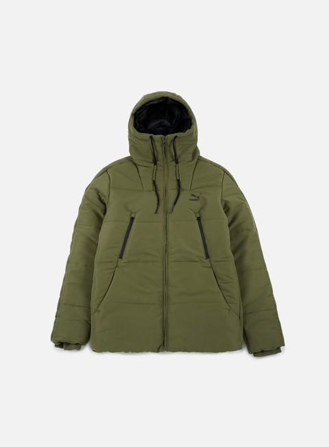 Giacche Invernali Puma Archive Logo Padded Jacket