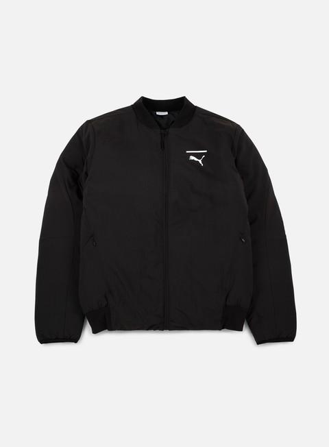giacche puma evo core bomber jacket puma black