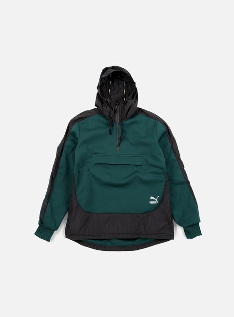Windbreaker Puma Evo Embossed Savannah