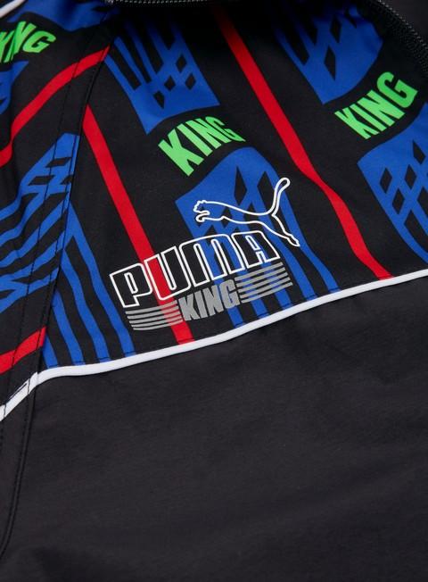 Anunciante trolebús enfermero  Puma Puma King Track jacket Men, Puma Black | Graffitishop