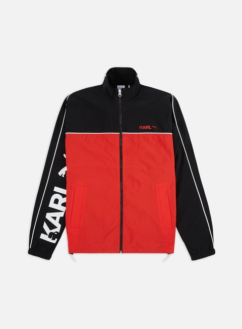 Light Jackets Puma PUMA x Karl Lagerfeld Track Jacket