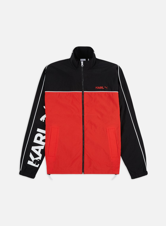 ancla Notable Recuperar  Puma PUMA x Karl Lagerfeld Track Jacket Men, Puma Black | Graffitishop