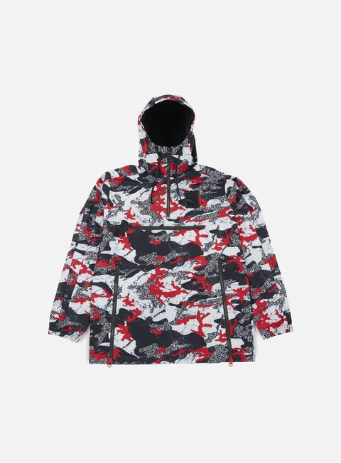 Hooded Jackets Puma Trapstar Savannah