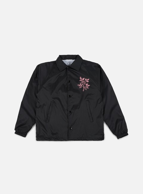 giacche rebel 8 dead eyes coaches jacket black