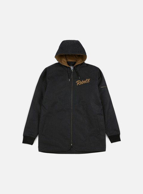 Giacche con Cappuccio Rebel 8 Disrupter Jacket
