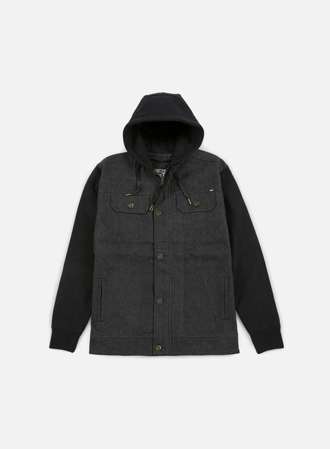 giacche rebel 8 faction jacket black