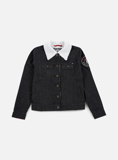 Giacche di Jeans Rebel 8 WMNS Caution Jacket