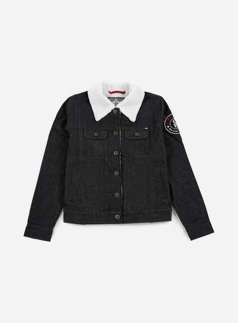 Sale Outlet Denim jackets Rebel 8 WMNS Caution Jacket