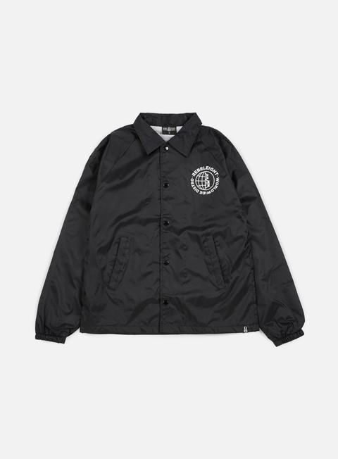 Giacche leggere Rebel 8 Worldwide Distro Coaches Jacket