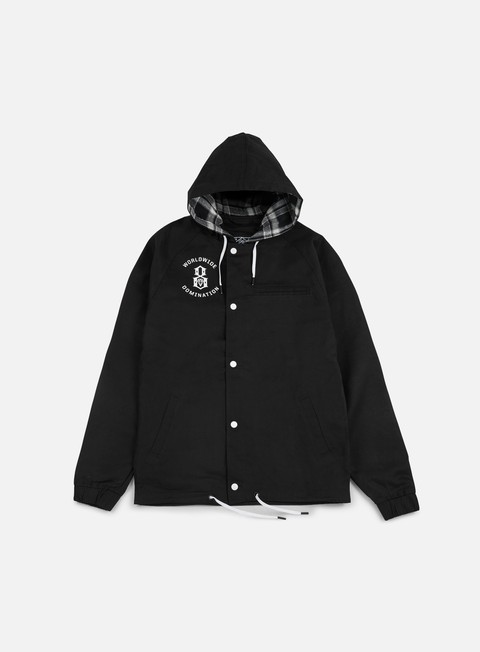 giacche rebel 8 wwd jacket black