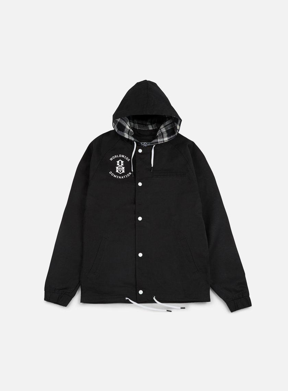 Rebel 8 WWD Jacket