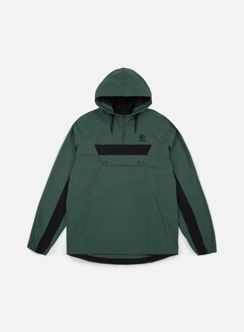 Giacche Leggere Reebok 1/2 Zip Anorak Jacket