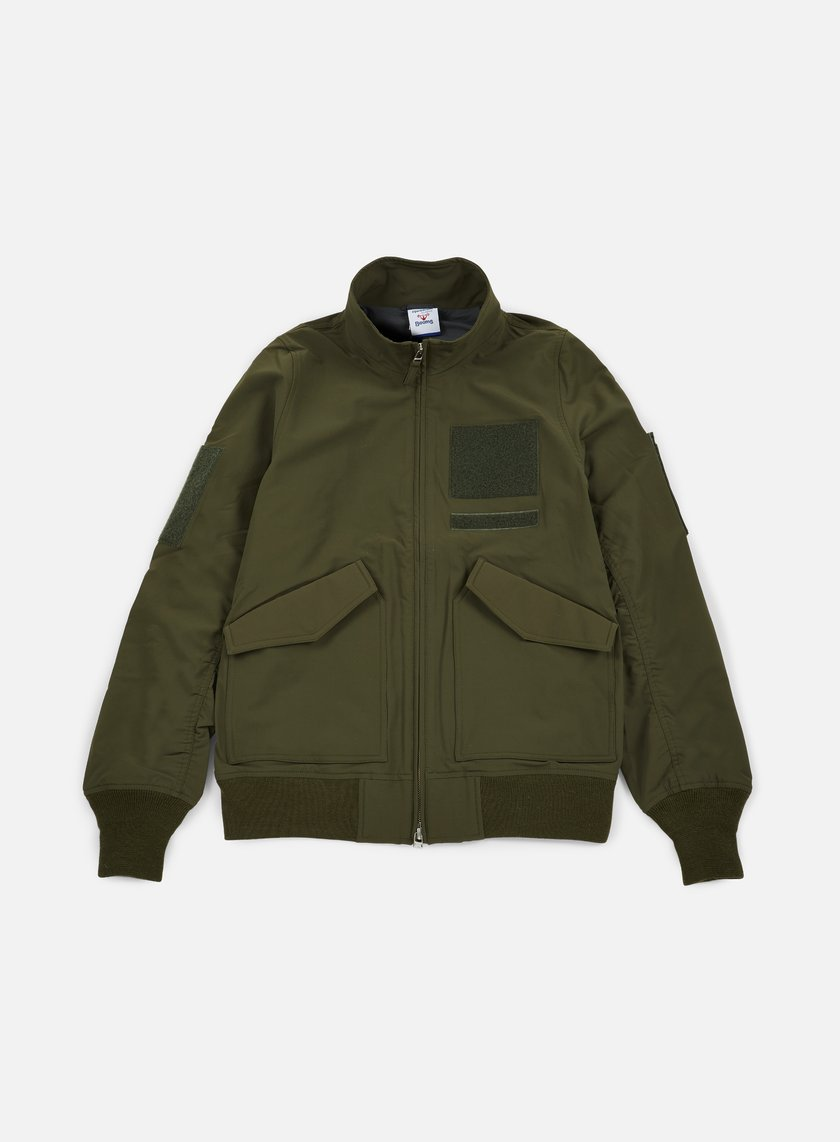 Reebok - Beams Jacket, Pop Green