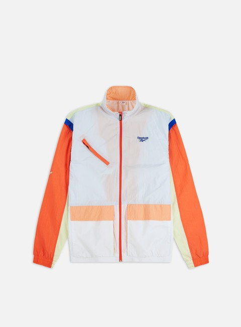 Sale Outlet Light Jackets Reebok CL FS Zip Off Jacket