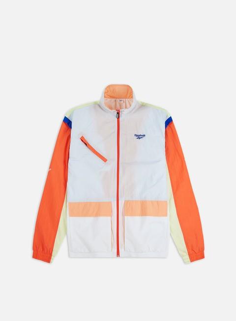 Outlet e Saldi Giacche Leggere Reebok CL FS Zip Off Jacket