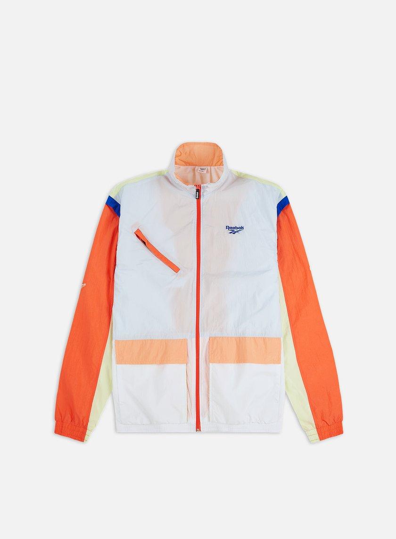 Reebok CL FS Zip Off Jacket