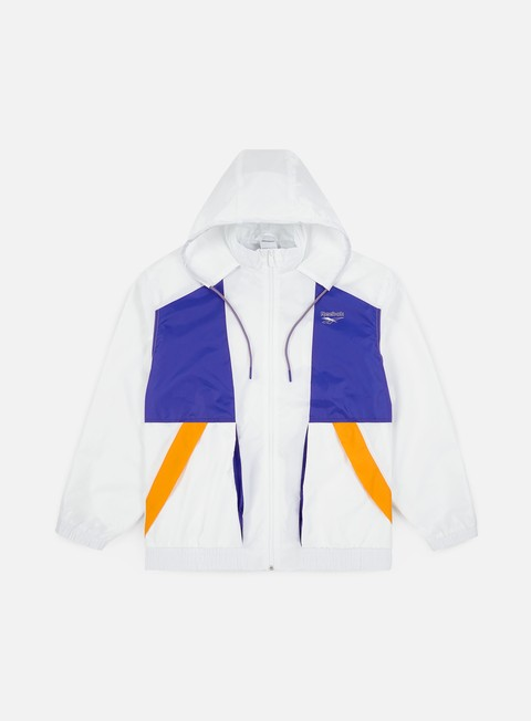 Light Jackets Reebok Classic Vector Windbreaker