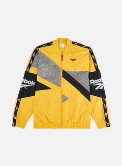 Reebok - Classics Vector Jacket, Toxic Yellow