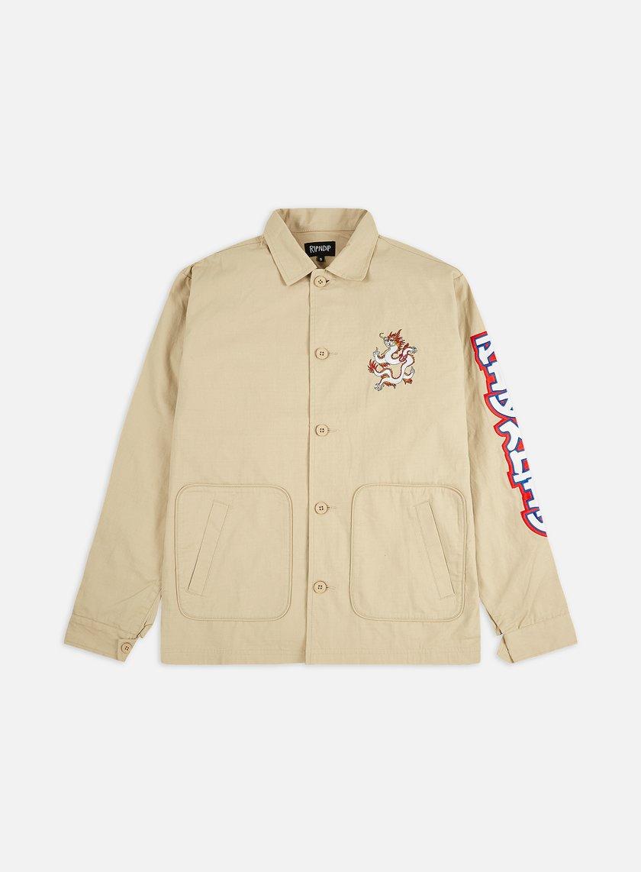 Rip N Dip Dragonerm Ripstop Work Jacket