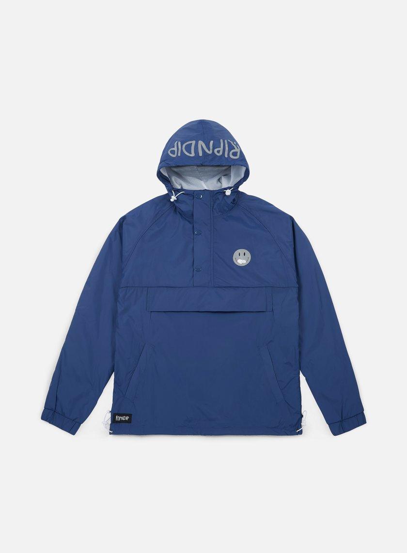 Rip N Dip Everything Will Be Ok Anorak Jacket