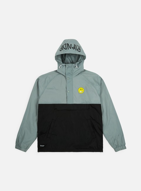 Rip N Dip It Wont Be Ok Anorak Jacket