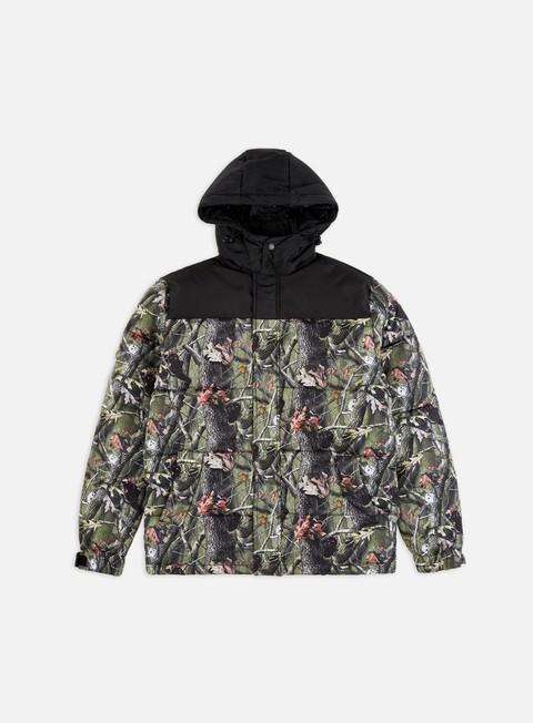 Giacche Invernali Rip N Dip Nerm & Jerm Tree Camo Puffer Jacket