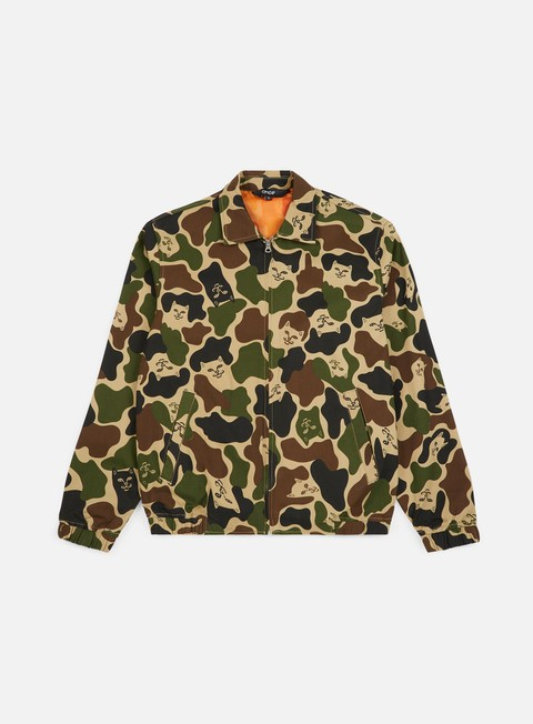 Light Jackets Rip N Dip Nermal Coach Jacket