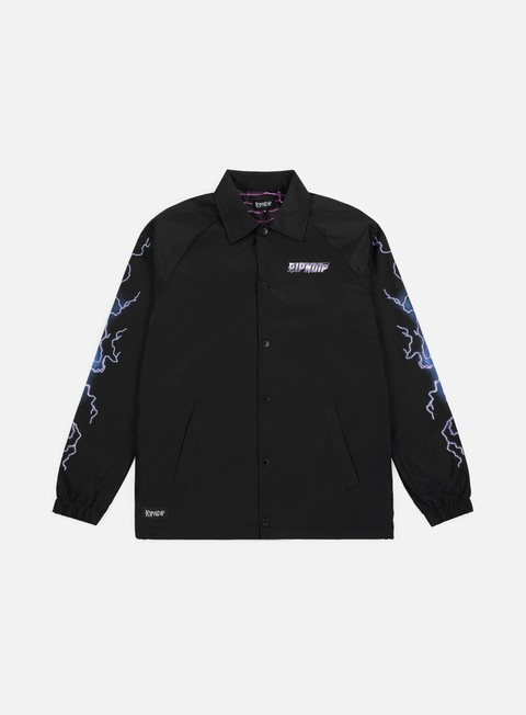 Light Jackets Rip N Dip Rave Coach Jacket