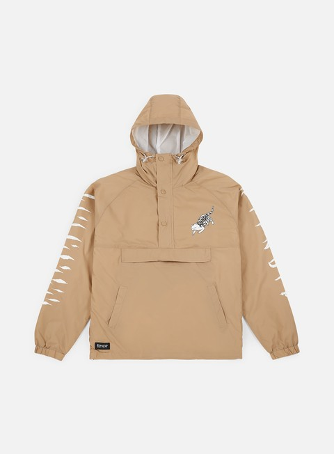 Light Jackets Rip N Dip Tattoo Nerm Anorak Jacket