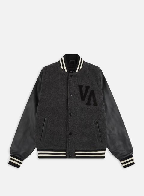 Rvca Junior Varsity Letterman Jacket