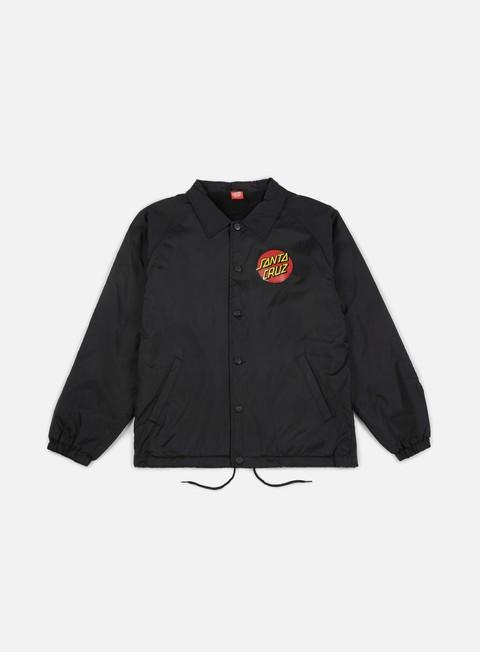 Giacche Leggere Santa Cruz Classic Dot Jacket