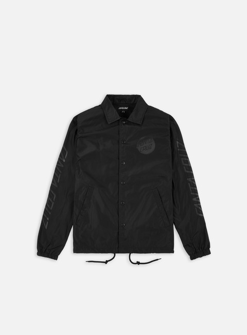 Santa Cruz Contra Dot Mono Jacket