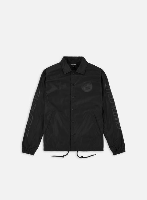 Light Jackets Santa Cruz Contra Dot Mono Jacket
