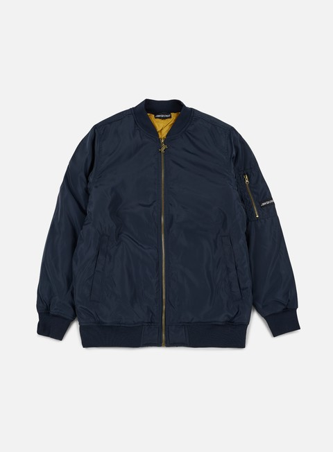 Intermediate Jackets Santa Cruz Guadalupe Bomber Jacket