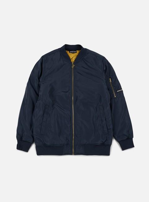 giacche santa cruz guadalupe bomber jacket indigo