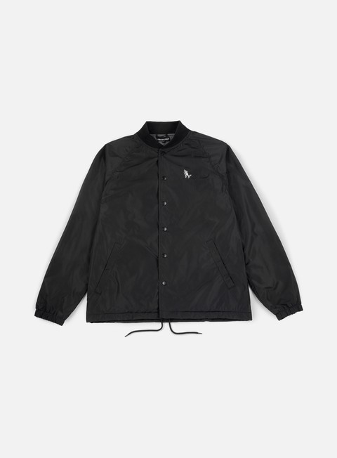 giacche santa cruz pfm jacket black