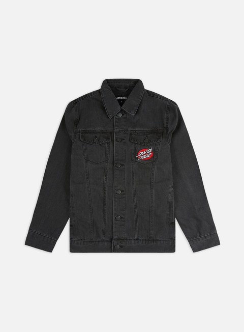 Santa Cruz Vintage Bone Hand Denim Jacket