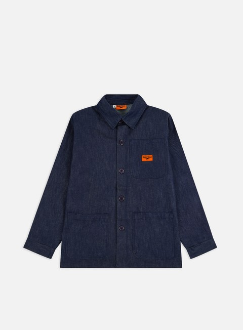 Camicie a Manica Lunga Service Works Bakers Work Jacket