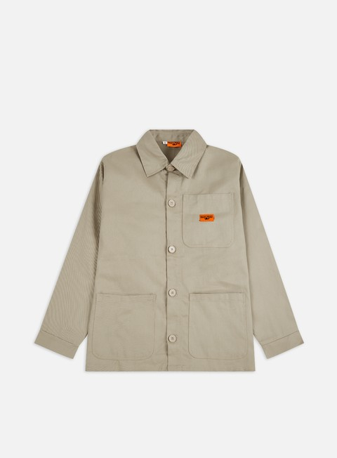 Sale Outlet Light Jackets Service Works Bakers Work Jacket
