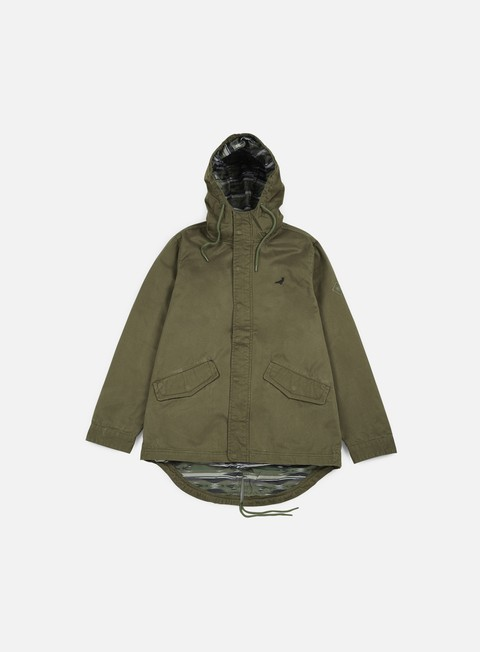 Light Jackets Staple Apache Parka