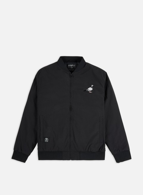 Outlet e Saldi Giacche intermedie Staple Classic Pigeon Bomber Jacket