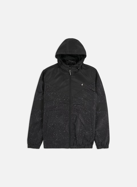Windbreaker Staple Nylon Zip Jacket