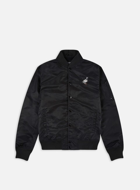 Staple Pigeon Logo Bomber Jacket