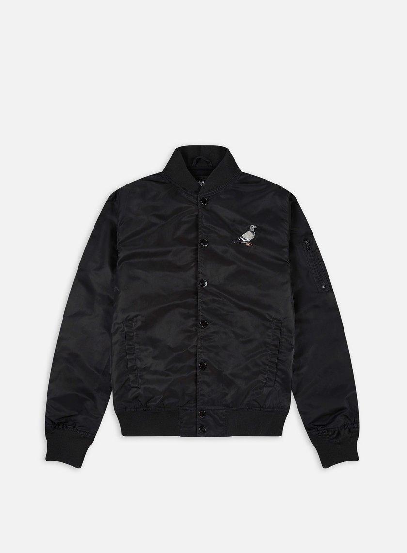 Staple Pigeon Logo Bomber Jacket