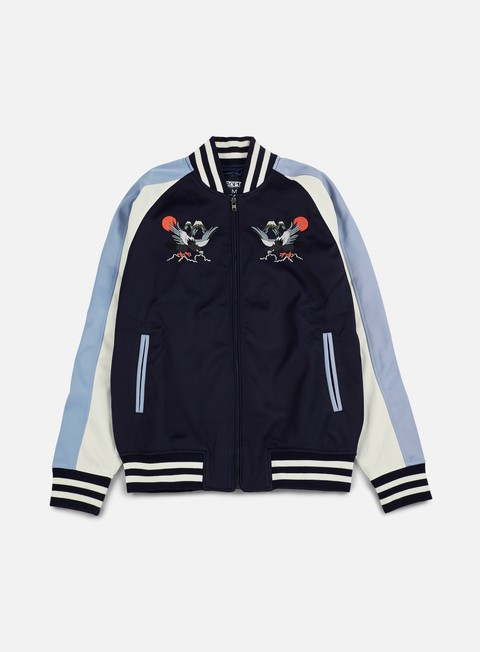 giacche staple pigeon souvenir jacket navy