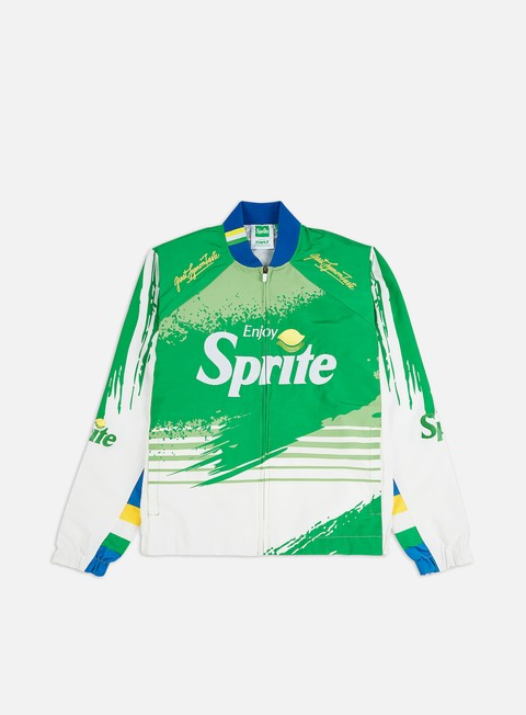 Bomber Staple Sprite Racing Jacket
