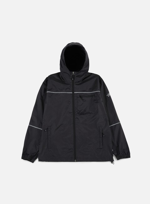 Light Jackets Stussy 3m Nylon Jacket